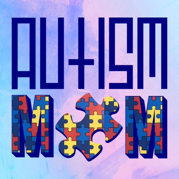 Autism Mom SVG