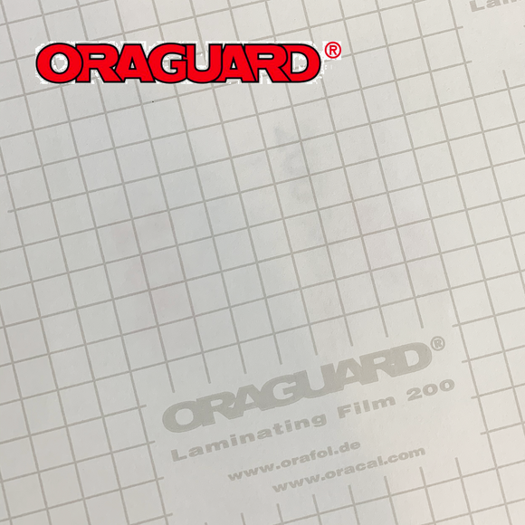 Oraguard 200 Matte Laminating sheet