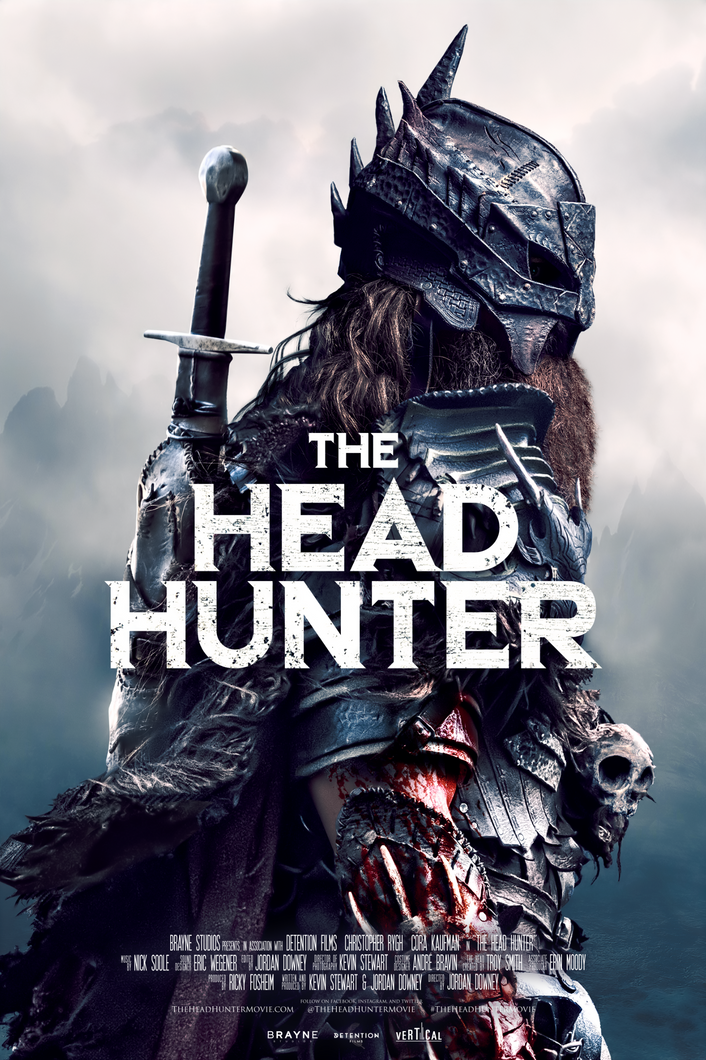 The Head Hunter Official Poster - 24x36