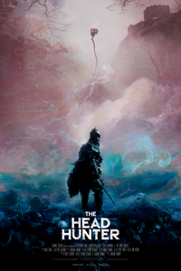 The Head Hunter Poster by Christopher Shy - 24x36