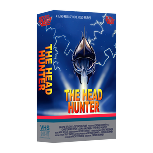 The Head Hunter VHS Box Art by Retro Release Video