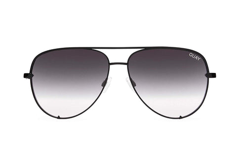 Quay Australia HIGH KEY Men's and Women's Sunglasses Classic Oversized Aviator