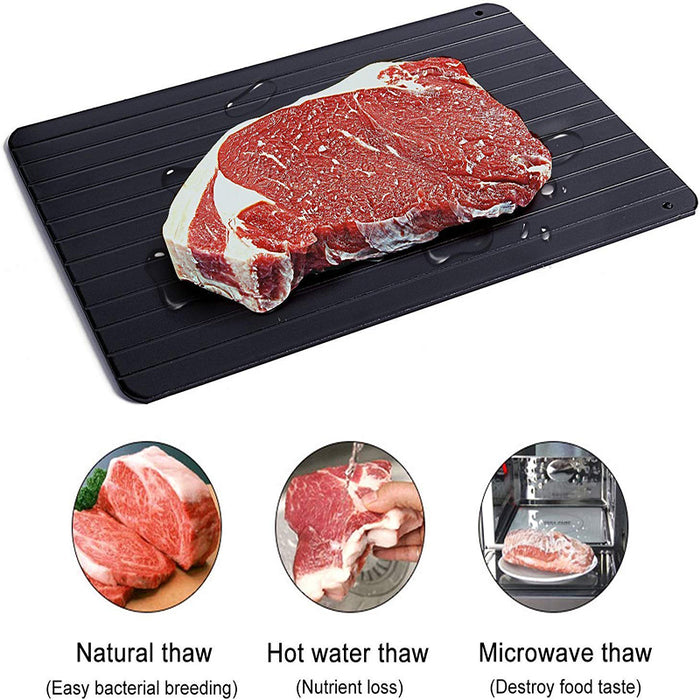 Meat Fast Defrosting Tray