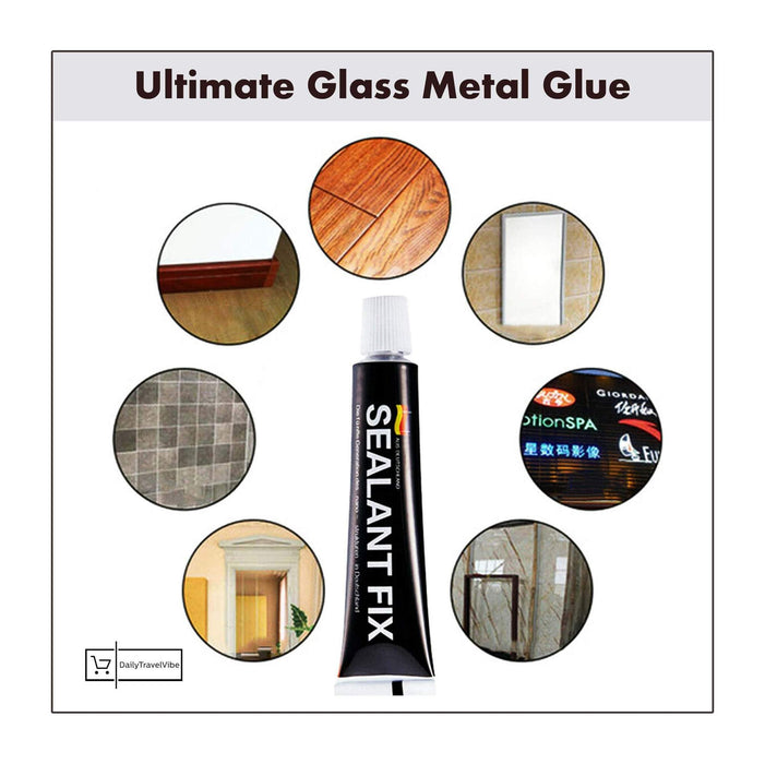 ULTIMATE GLASS METAL GLUE-German formula