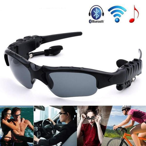 BLUETOOTH RIDER'S GLASSES