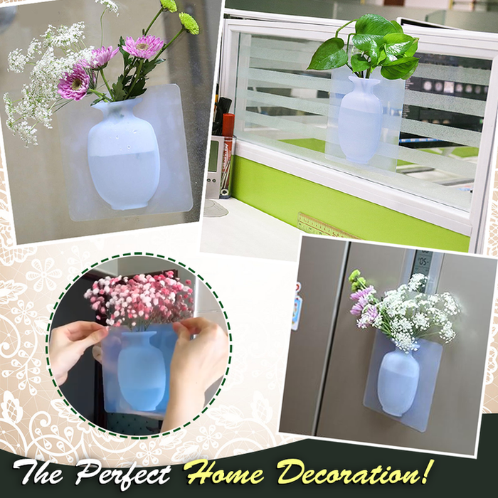 Removable Silicone Vases