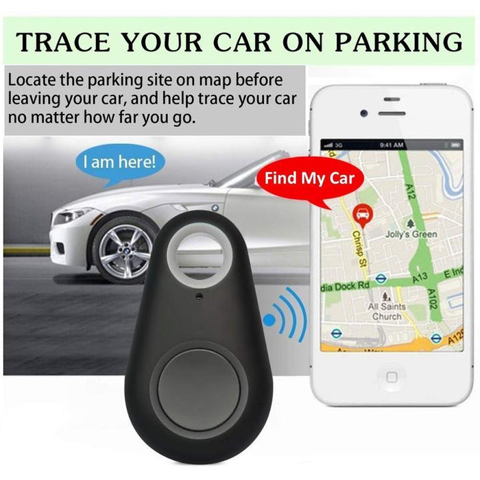 GPS Tracker Tag
