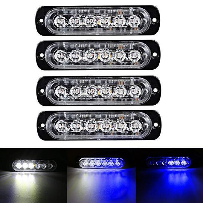 CAR LED STROBE LIGHTS