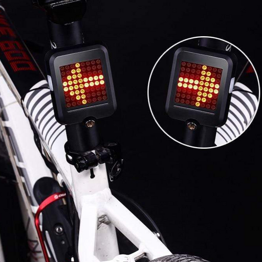 Gravity Sensor Bike Indicator