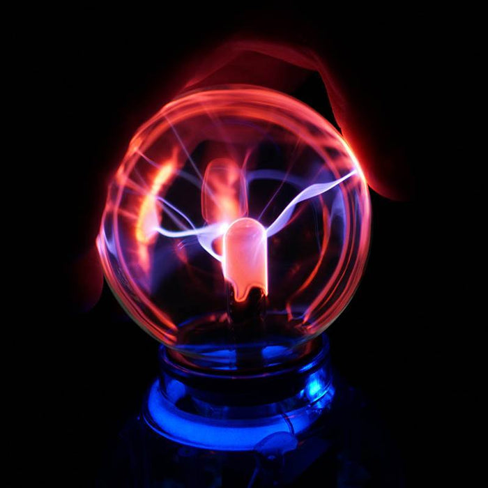 Car Music Sound Control LED USB Plasma Ball