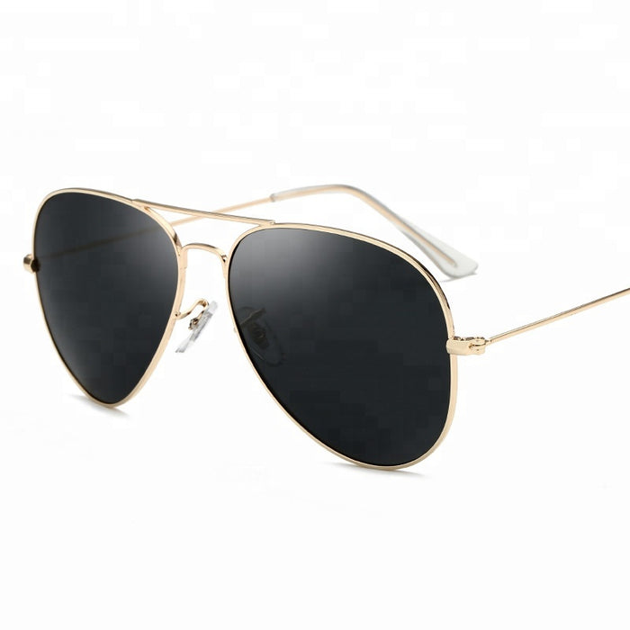 High Quality Uv400 Glasses Fashion Polarized Sunglasses Women Men Retro Polarized Sunglasses