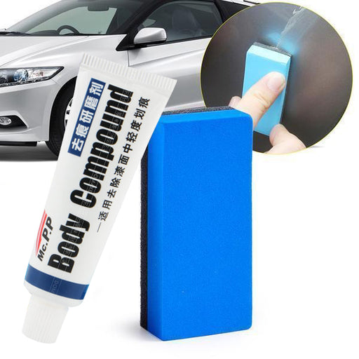 Car Scratch Repair Body Compound -With Car Special Sponge