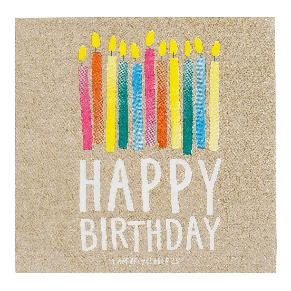 Party Like There is a Tomorrow Napkins
