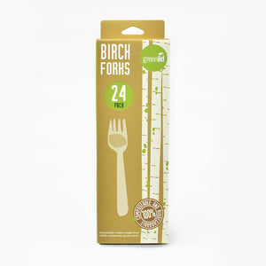 Birch Forks - Pack of 24