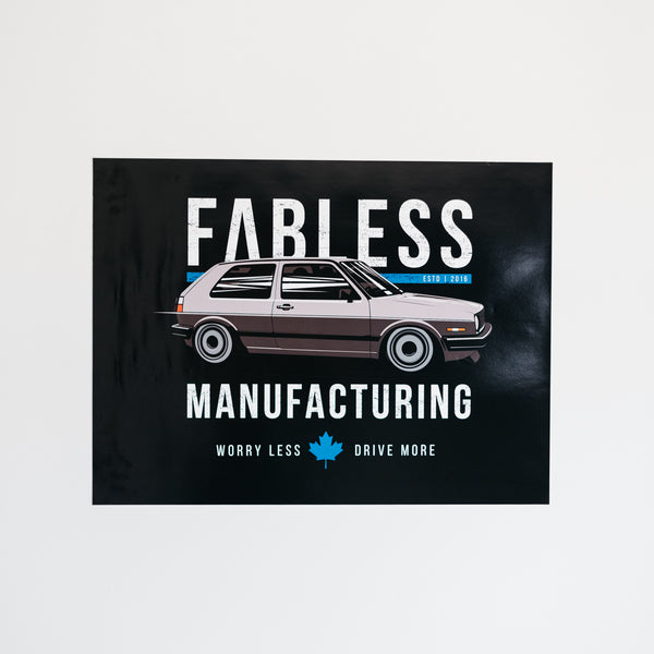 Fabless MK2 Poster