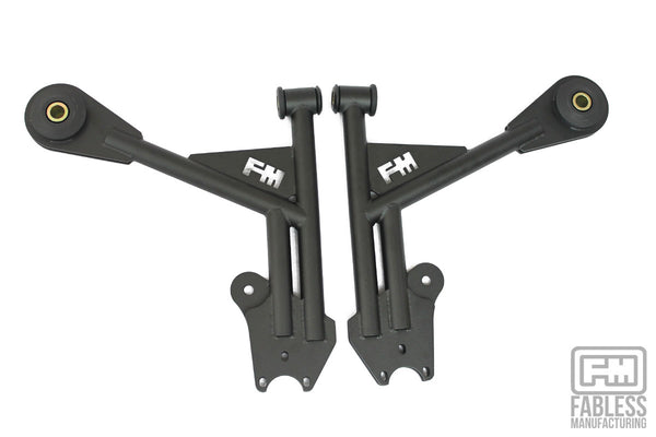Tubular Control Arms [Poly] – VW MK2 | G60 Corrado [5-Bolt]