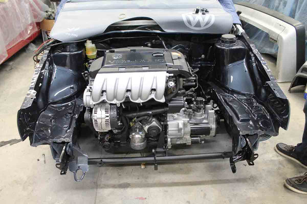 Engine Swap Kit – VW MK2 VR6
