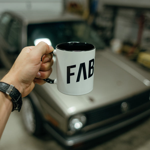Arched Fabless 11oz Mug