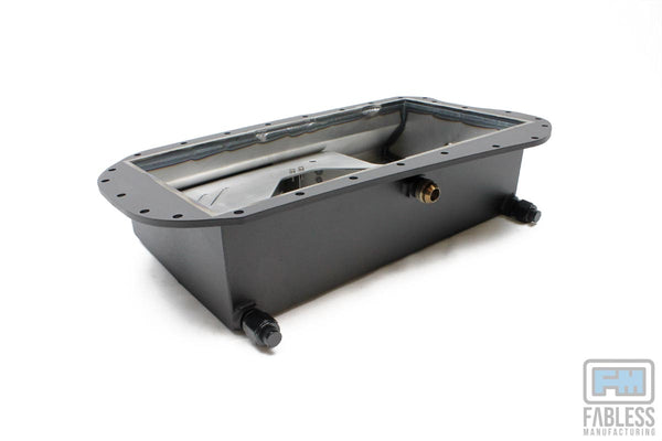 Short Oil Pan - VR6 2.8L 12v