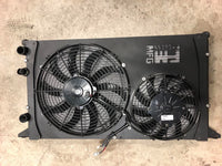 Fan Shroud for MK3 Radiator & Slim Fans