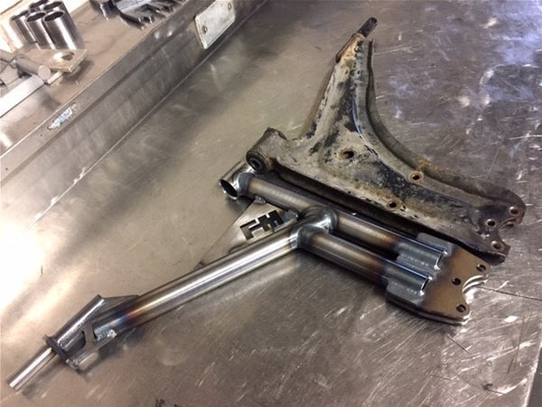 Tubular Control Arms [Poly] – VW MK1
