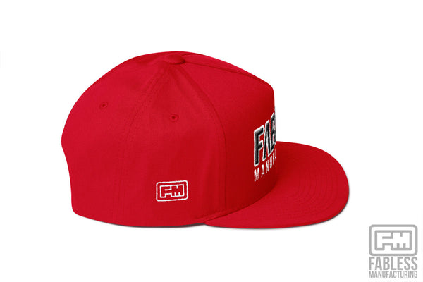High Profile Snap Back - Grey | Black | Red | Blue