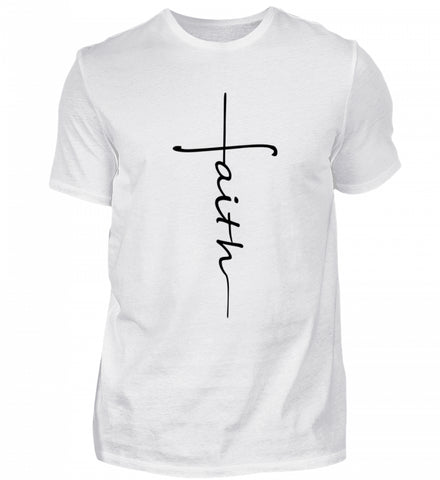 Faith - Herren Basic Shirt