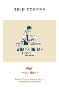 WOT House Blend Drip Coffee