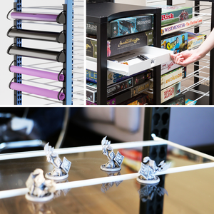 ultimate board game shelves
