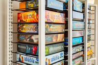 board game shelves