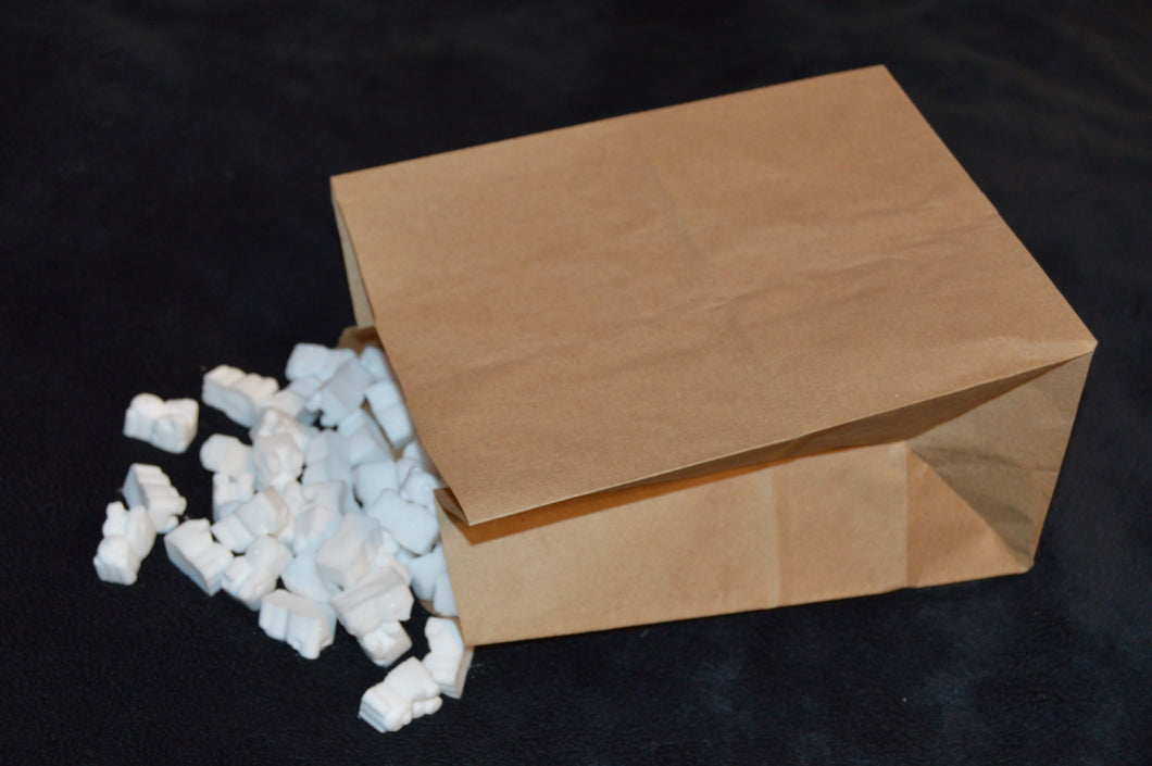 ★ Refill Supply of 100 CRUSHTABS® Paper Bag