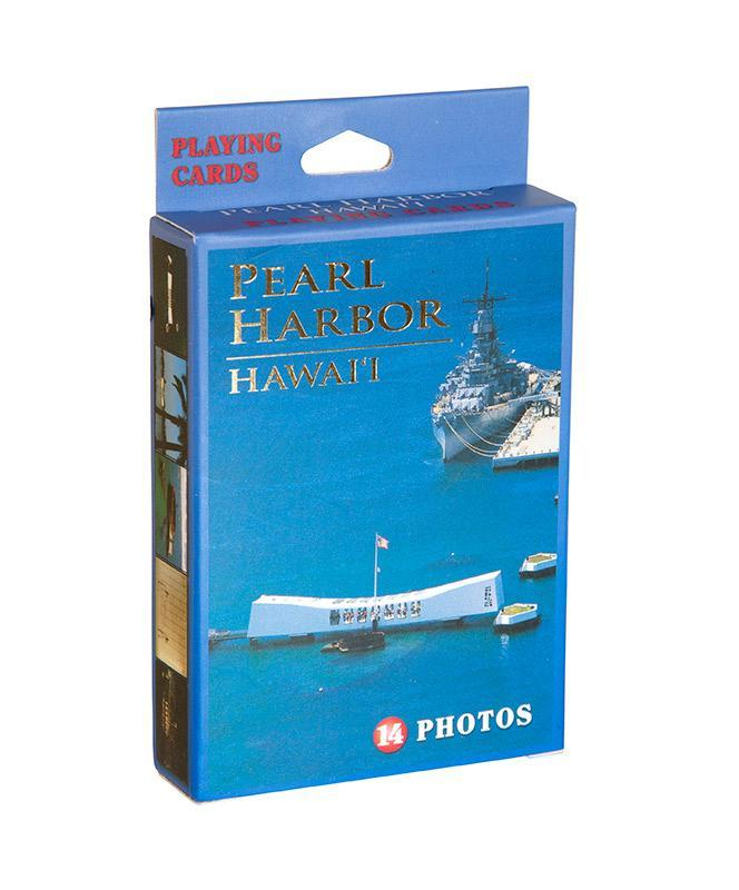 Pearl Harbor Playing Cards