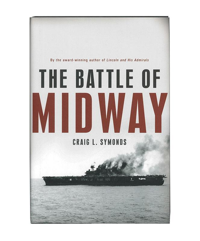 The Battle of Midway, Hard Cover