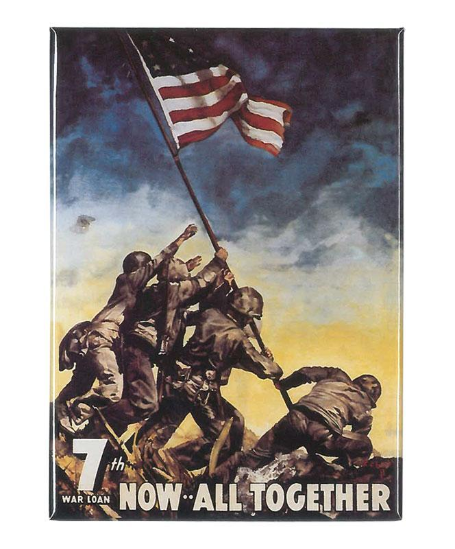 """Magnet - Iwo Jima """"Now All Together"""""""