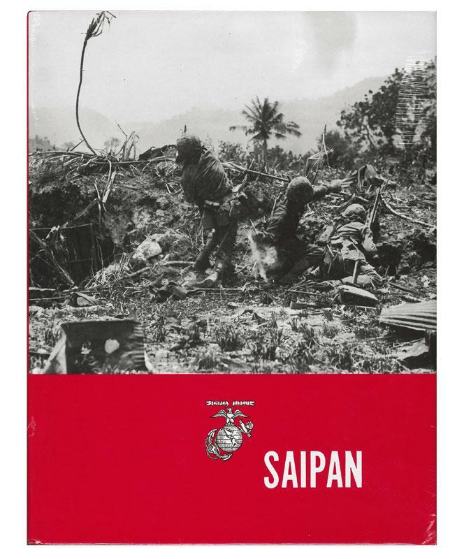 Saipan: The Beginning of the End, Hard Cover
