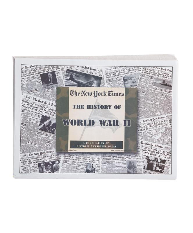 The New York Times: The History of World War II
