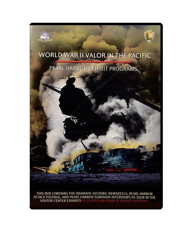 Pearl Harbor Visitor Center Official DVD