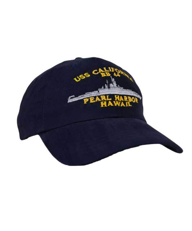 USS California BB44 Hat