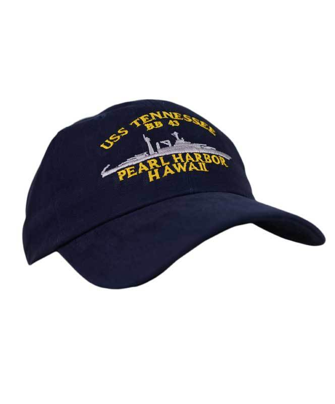 USS Tennessee BB43 Hat