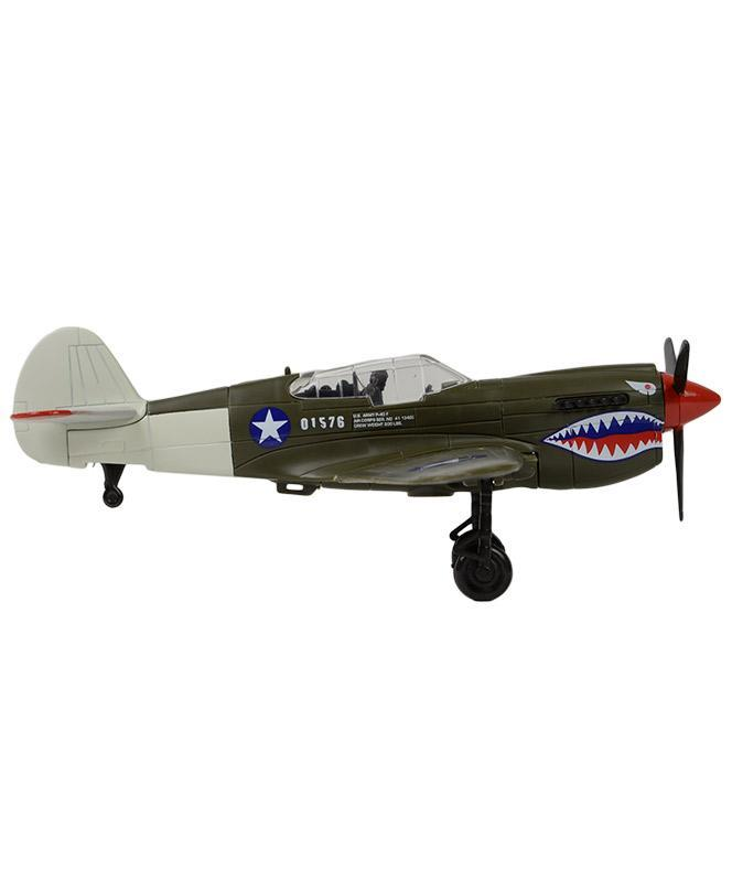 InAir P-40 Curtiss E-Z Build Model Kit