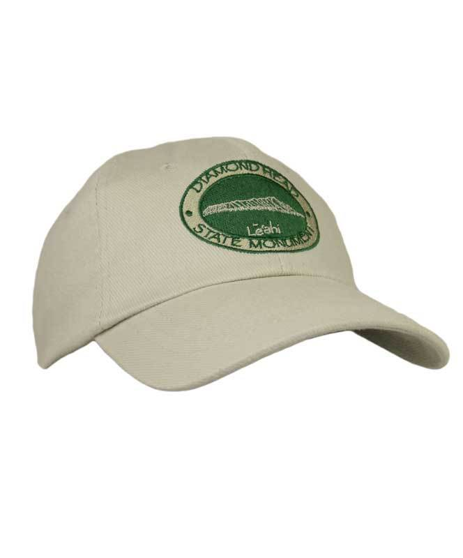 Diamond Head Logo Hat, Sand