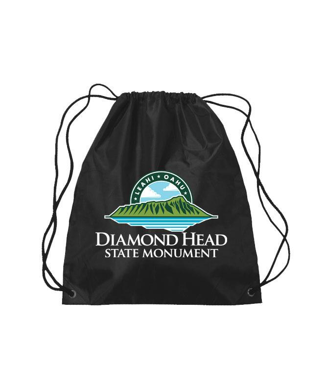 Diamond Head Backpack, Black