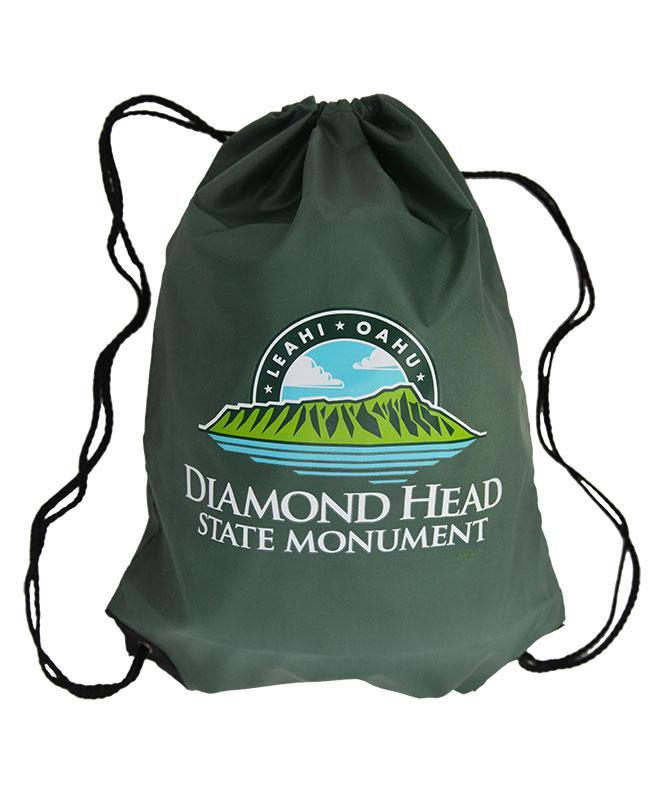 Diamond Head Backpack, Forest Green