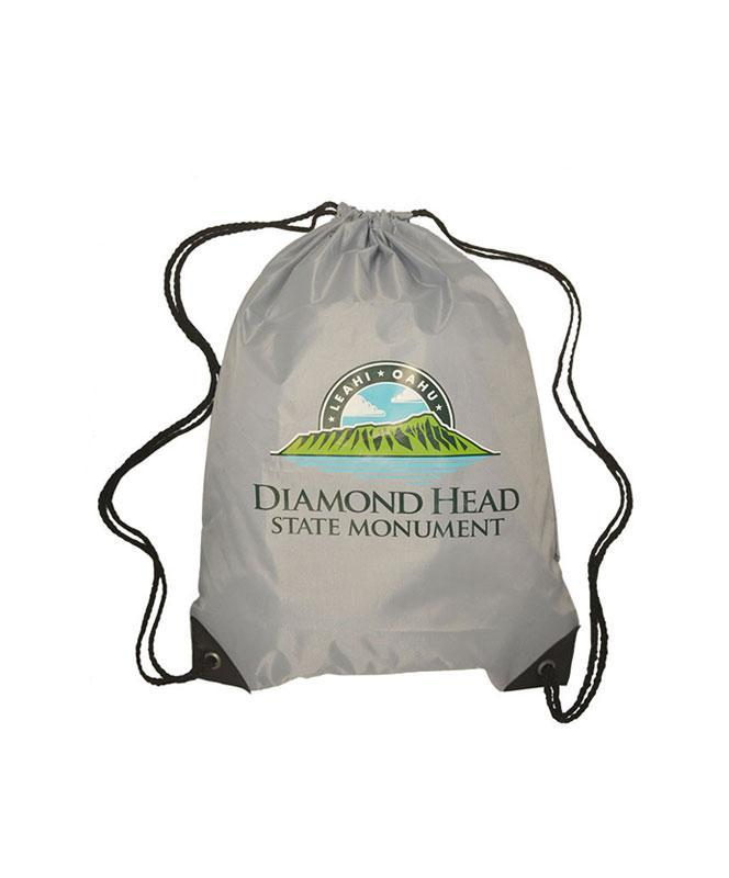 Diamond Head Backpack, Gray