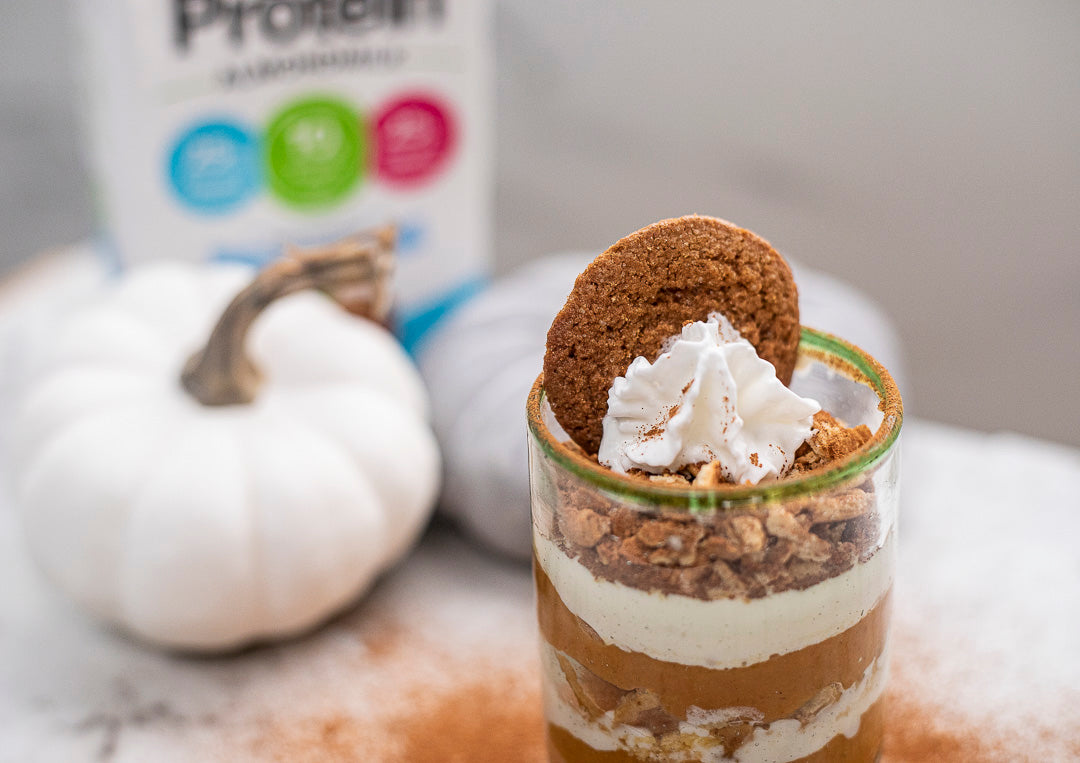 No Bake Pumpkin Pies