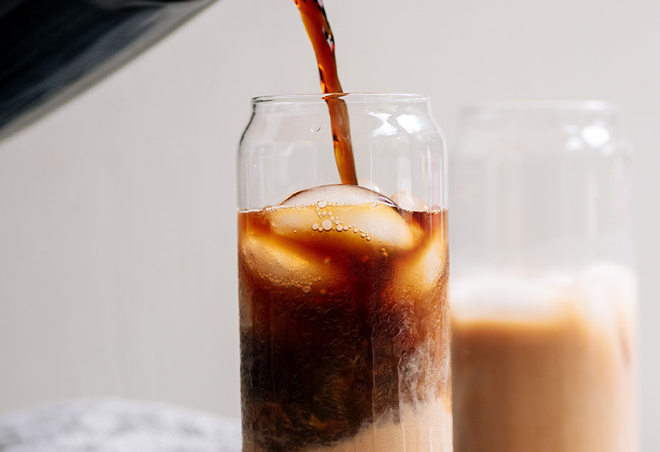 Sugar Free Dirty Iced Chai