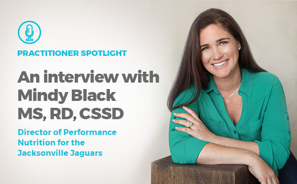 Practitioner spotlight - An interview with Mindy Black MS, RD, CSSD