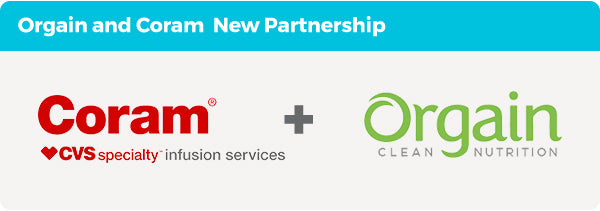Orgain and Coram New Partnership