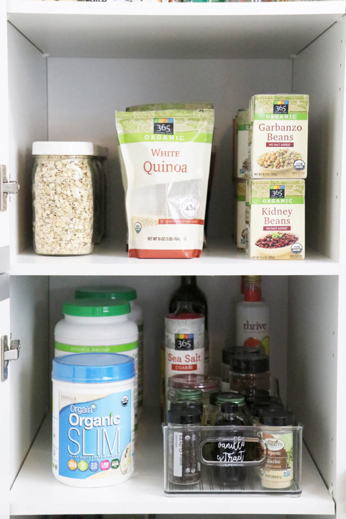 Orgain Stocking A Healthy Pantry - HGG