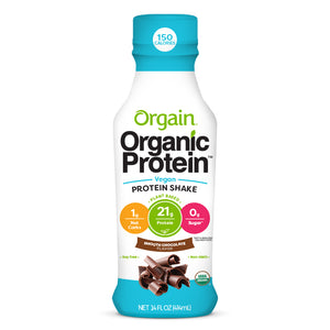 21g Organic Protein Plant Based Protein Shake